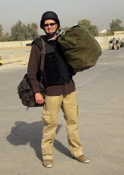 Too much gear in Iraq