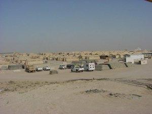 Tent City, Kuwait