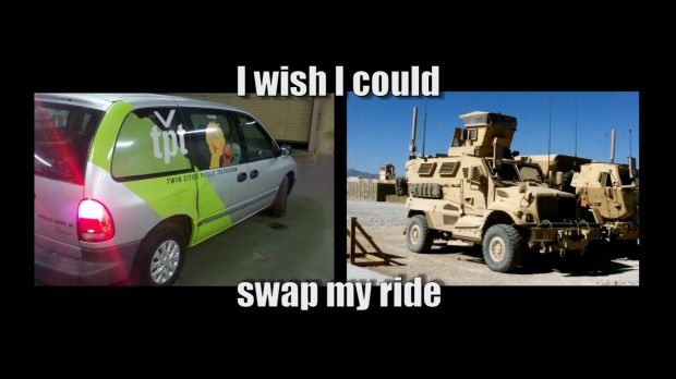 swap my ride